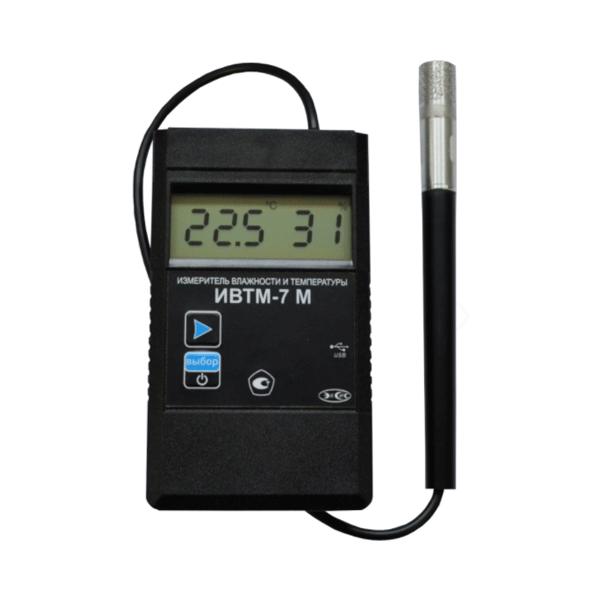 Фото 1 Термогигрометр ИВТМ-7 М К c micro-USB