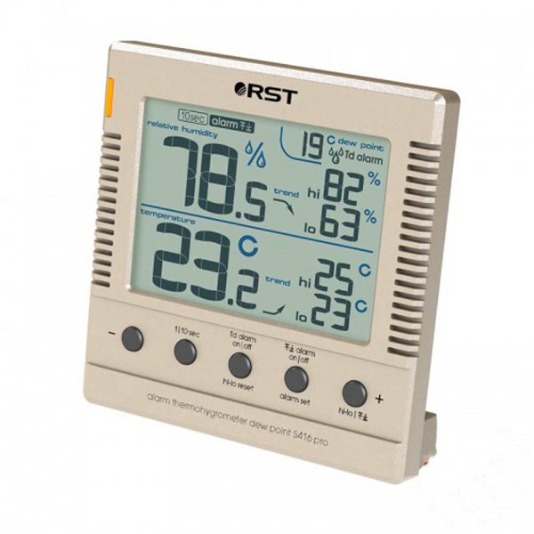Фото 1 Термогигрометр S417 Pro