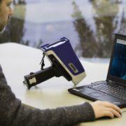 Фото 2 Портативный рентгенофлуоресцентный анализатор Vanta для геохимического анализа